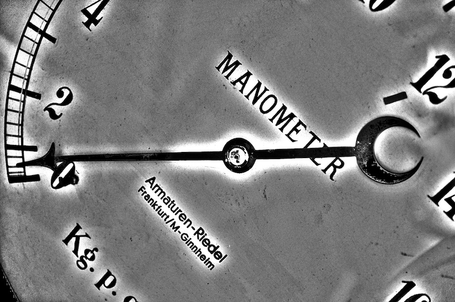 Manometer