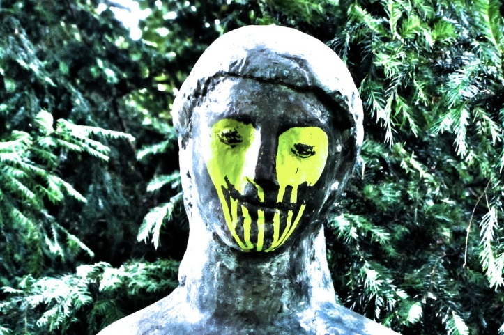 There Will Come A Midnight Hour When Everyone Has To Throw Off His Mask