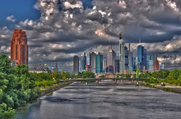 Clouds Are Gathering Over Frankfurt
