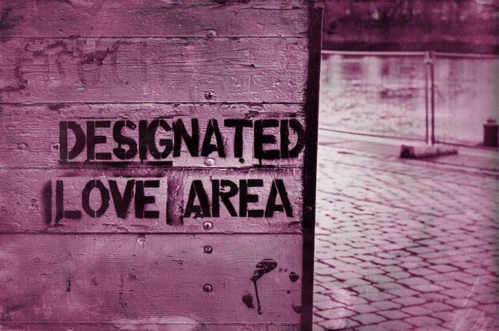 Designated Love Area