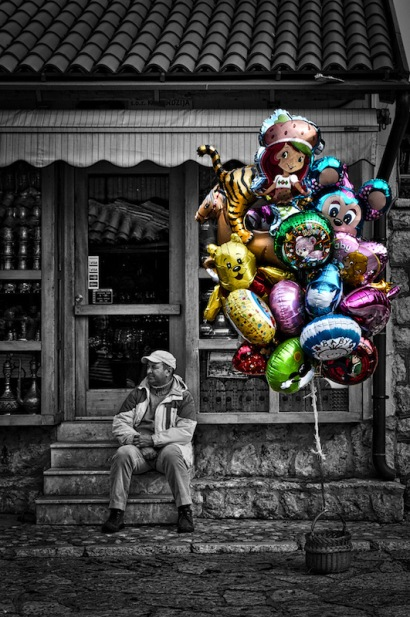 How To Sell Balloons