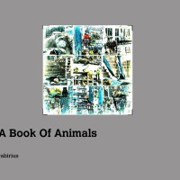 A Book Of Animals