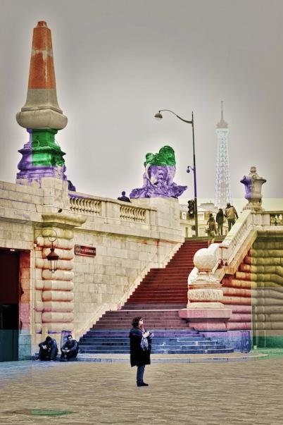 The Colours Of Paris
