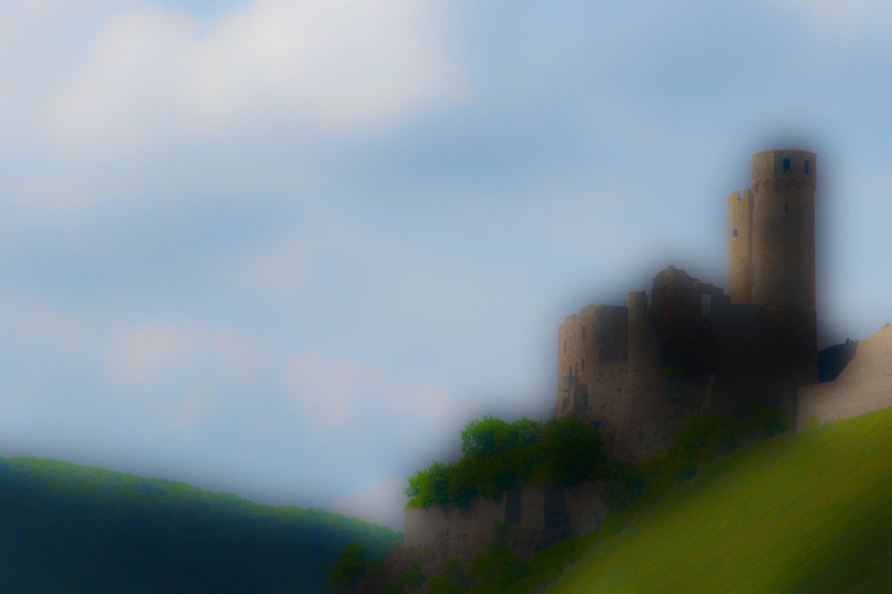 The Mysterious Castle