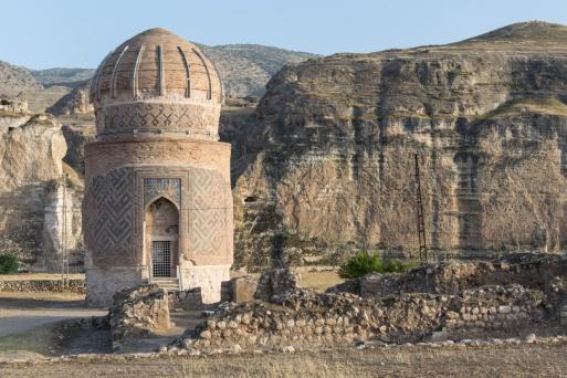 The Mausoleum of Zeynel Bey