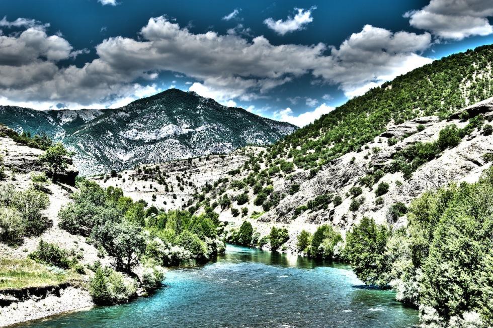 The Munzur Valley