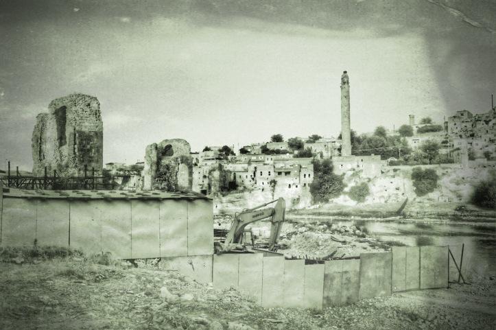 Renovation Or Destruction