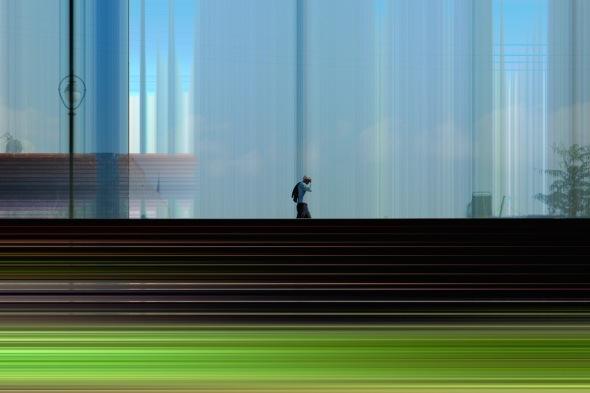 Abstract Walks