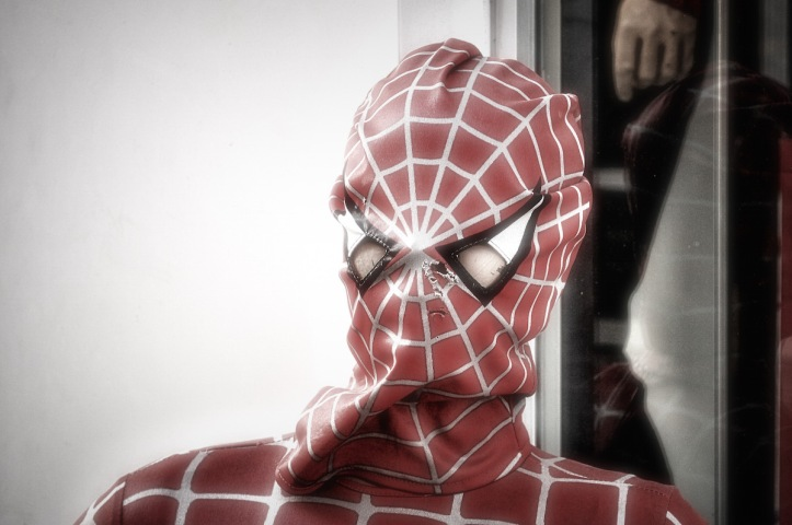 The Amazing Spiderboy