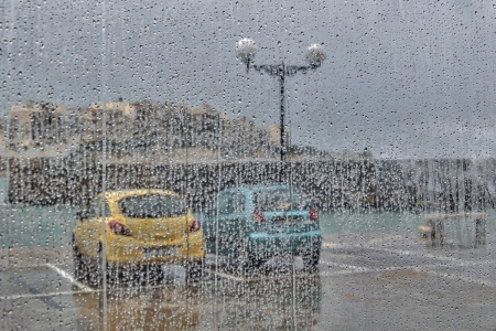 Trapped By Rain