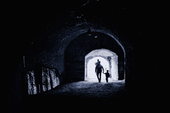 The Tunnel At The End Of The Light