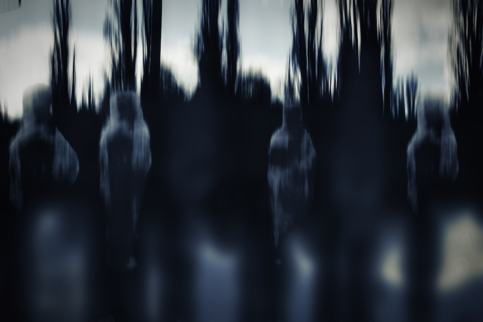 Strange Apparitions