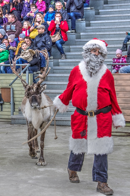 The Incredible Santa Show