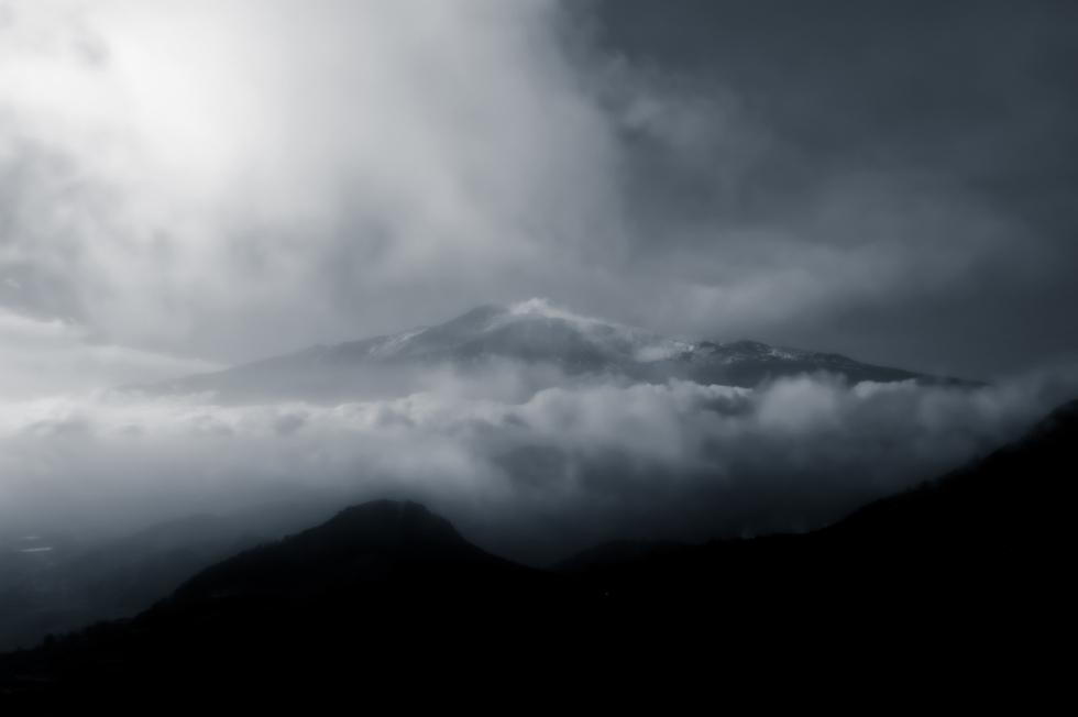 Smoke Over The Mountains