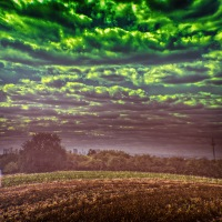 Green Clouds