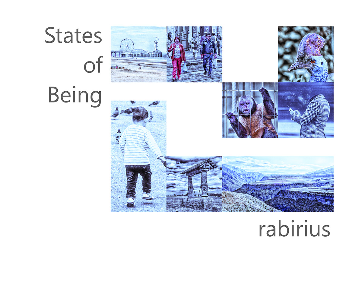States of Being - Cover