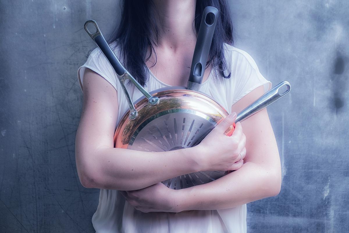 Embracing Frying Pans