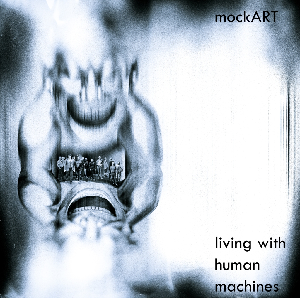 mockART - Living with Human Machines (Cover)
