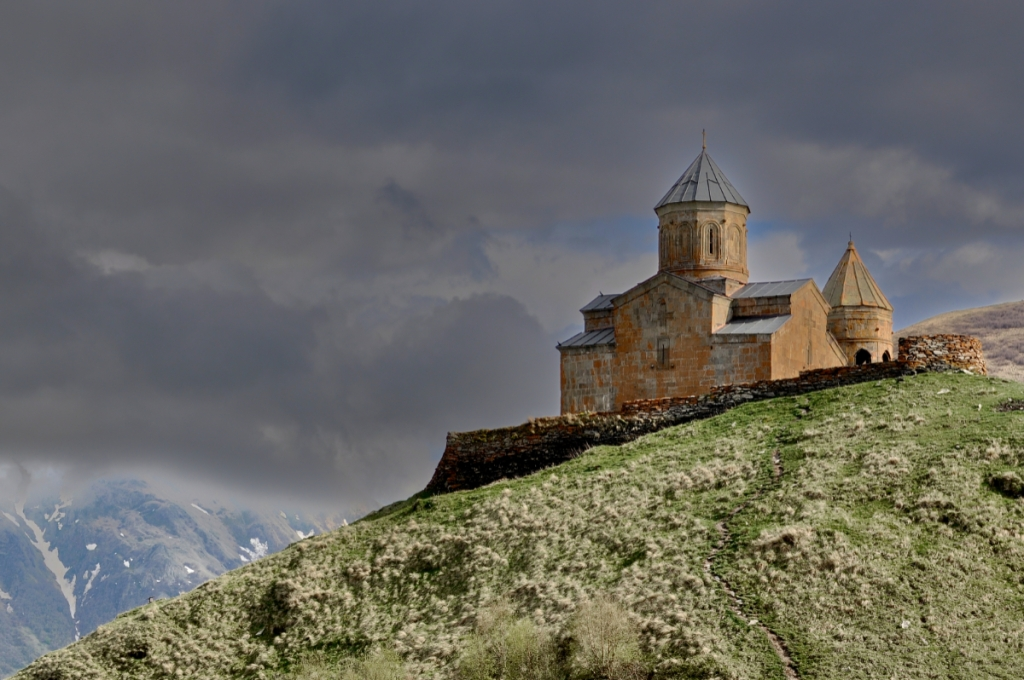 The Church on the Mountain Top